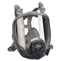 Полнолицевая маска 3М 6700 серии 6000, маленький размер