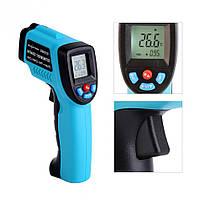 Бесконтактный цифровой инфракрасный термометр Richmeters GM550