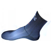 Носки для дайвинга BS Diver ULTRABLACK (7 мм)