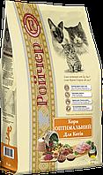 Корм для кошек РОЙЧЕР(Roycher) Оптимальный с мясом курицы, 6 кг
