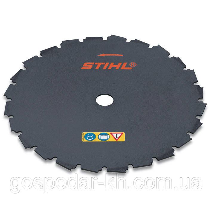 Пильный диск с долотообразными зубьями Stihl 225-24