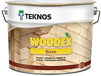 Грунт антисептик Woodex Base Teknos, 10л.