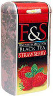 "Чай ""F&S"" STRAWBERRY"