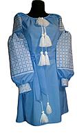 """Жіноче вишите плаття """"Венді"""" (Женское вышитое платье """"Венди"""") PU-0020"""