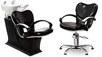 Комплект парикмахерской мебели Clio, фото 1