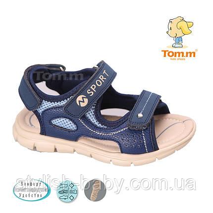 Детская обувь оптом. Летняя обувь 2018. Детские босоножки бренда Tom.m для мальчиков (рр. с 26 по 31), фото 2