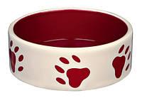 Миска керамическая для собак Trixie Ceramic Bowl (24415)