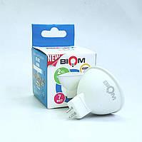 LED лампа Biom 7W MR16 GU5.3 4500К