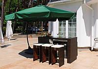Зонт садовый 3,5 М Patio Ampel Alu Deluxe