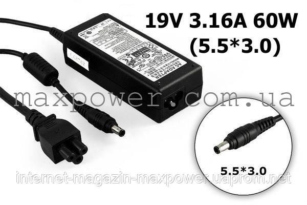Зарядний пристрій для ноутбука Samsung RV520E