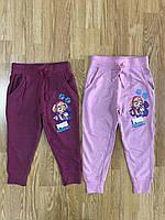 Спортивные брюки для девочек оптом, Disney, 98-128 рр, фото 1