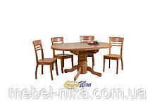 Стол обеденный деревянный А-17