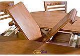 Стол обеденный деревянный А-17, фото 5