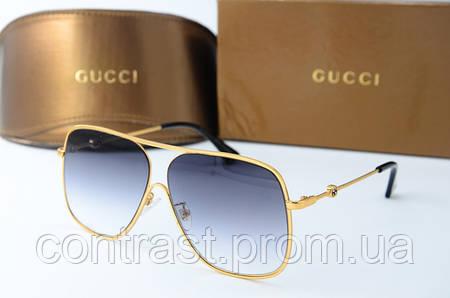 e1f1c9693c9f Солнцезащитные очки Gucci 0227 сер  продажа, цена в Днепре ...