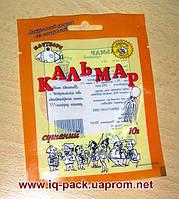 Пакет упаковочный 4-шовный с еврослотом и печатью