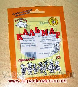Пакеты упаковочные 4-шовные с европодвесом и печатью