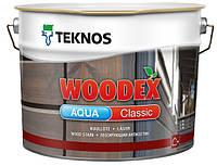 Антисептик Woodex Aqua Classic Teknos на воде