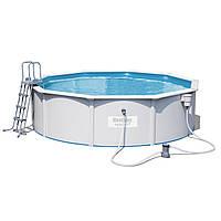 Сборный бассейн Bestway Hydrium 56382 (460х120) с картриджным фильтром, фото 1