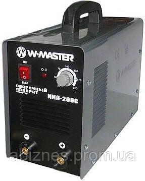 Сварочный инвертор W-Master MMA-200C