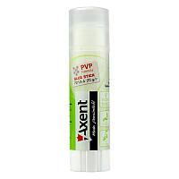 Клей карандаш PVP Axent 25 г прозрачный 7213-A