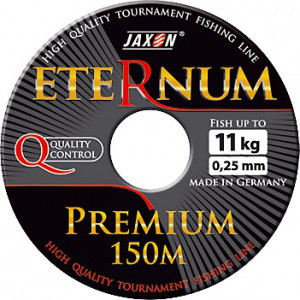 Леска Jaxon ETERNUM PREMIUM 0,35150 м 20кг.