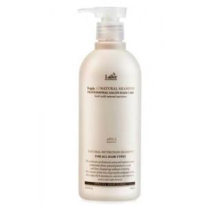 🌸 La'dor Органический шампунь Triplex Natural Shampoo 530ml