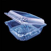 Пищевая пластиковая упаковка 2219 (10) ПЕТ (1080мл)