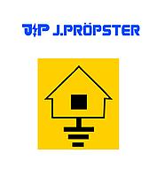 Комплект заземления оцинкованный JP 5