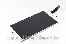 Дисплей з сенсорним екраном Meizu MX6 білий