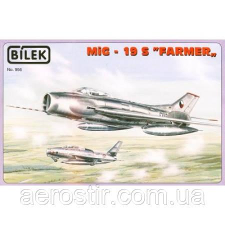 MIG-19S FARMER 1/72 BILEK 956
