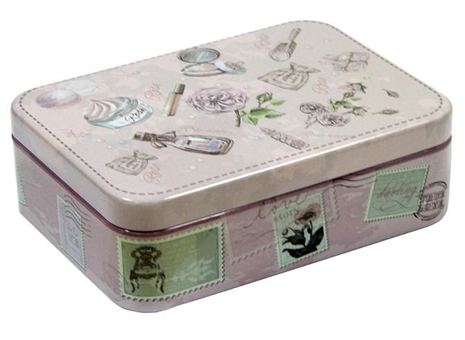 Контейнер для сыпучих Винтаж Специи, 75г ( коробочка для специй )