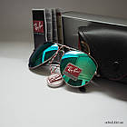 Окуляри Ray Ban Aviator Green (replica), фото 3