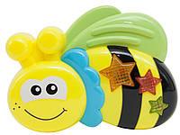 Игрушка музыкальная Baby Team Пчелка (8624 Пчелка) , фото 1