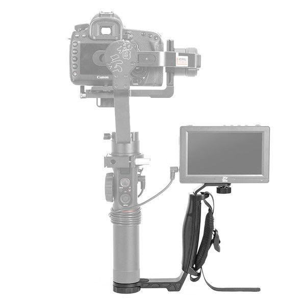 Кронштейн TransMount Mini Dual Grip FOR ZHIYUN Crane 2 (SHH-01)