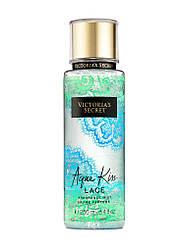Victoria's Secret Aqua Kiss Lace Fragrance Mist 250 мл оригинал парфюмированный спрей