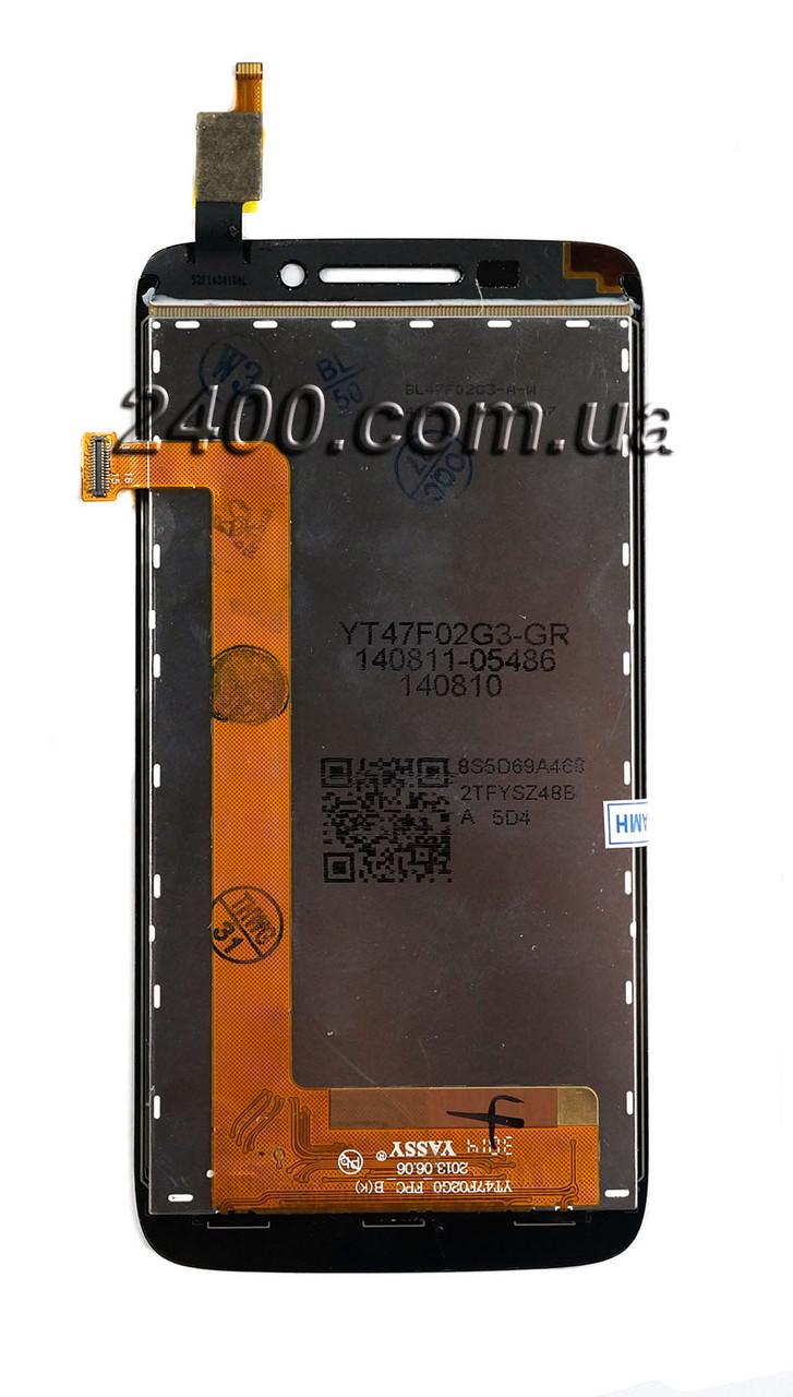 Сенсор +дисплей, модуль Lenovo S 650