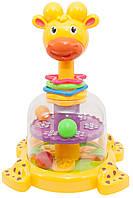 Юла детская Baby Team Жираф (8626 Жираф)