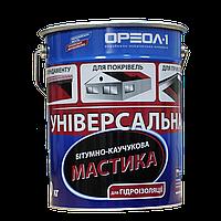 Мастика битумно-резиновая Ореол (10кг)