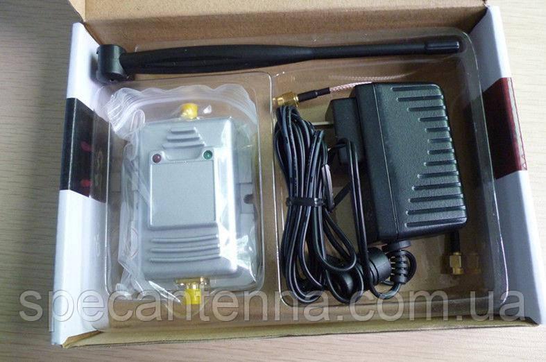 2Вт Wi-Fi репитер усилитель (бустер) 802.11b/g 20 МГц и 40 МГц 2400 МГц - 2500 МГц - фото 4