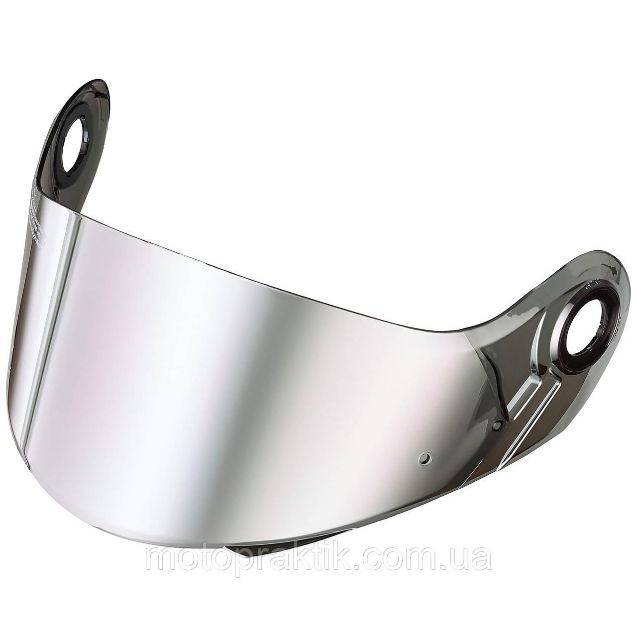 LS2 VISOR FF396/FF392, IRIDIUM SILVER, Визор шлема