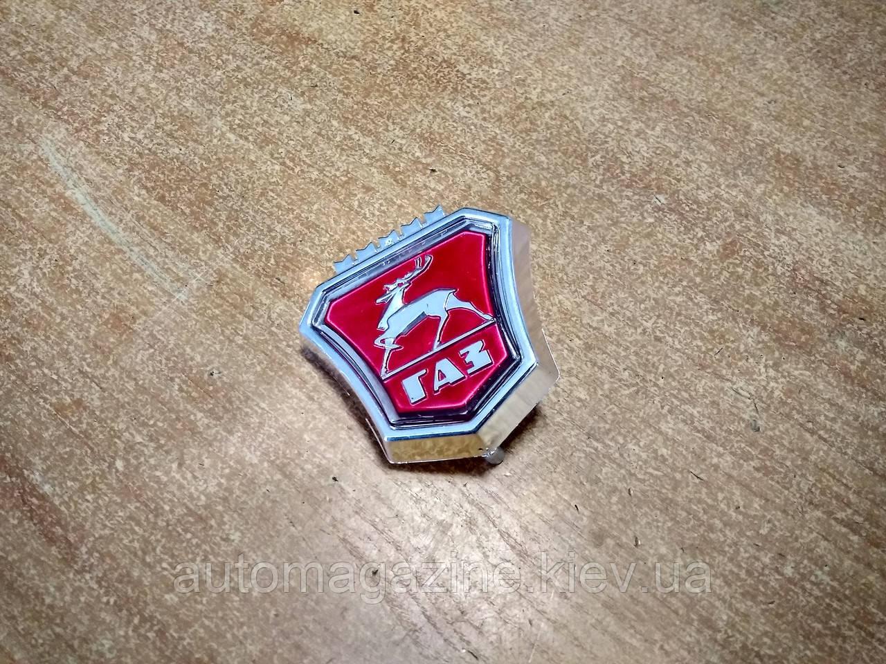 Эмблема решетки радиатора Газель, ГАЗ 3110
