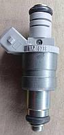Форсунка топливная (серая толстая) ВАЗ 2108 (инж), ВАЗ 2110, ВАЗ 2115 SIEMENS
