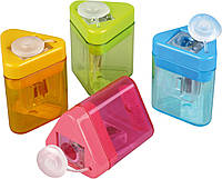 Точилка KUM с контейнером Mini-Tri K1 Pop
