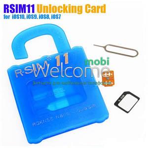 IPhone7 RSIM 11 Unlock iPhone 7,iPhone 7 Plus,iPhone 6,iPhone 6 Plus