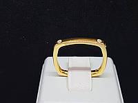 Серебряное кольцо с фианитами. Артикул 55 7 0966Ж, фото 1