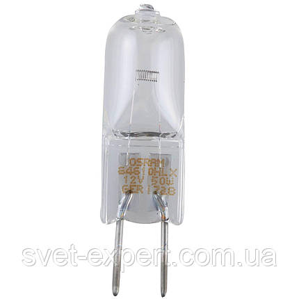 Лампа 64610 HLX 50W 12V G6.35 BRL 40x1 OSRAM, фото 2
