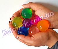 Орбиз XXL 10 шт. большие шарики растущие в воде, орбизы, гидрогель, Orbeez, фото 1