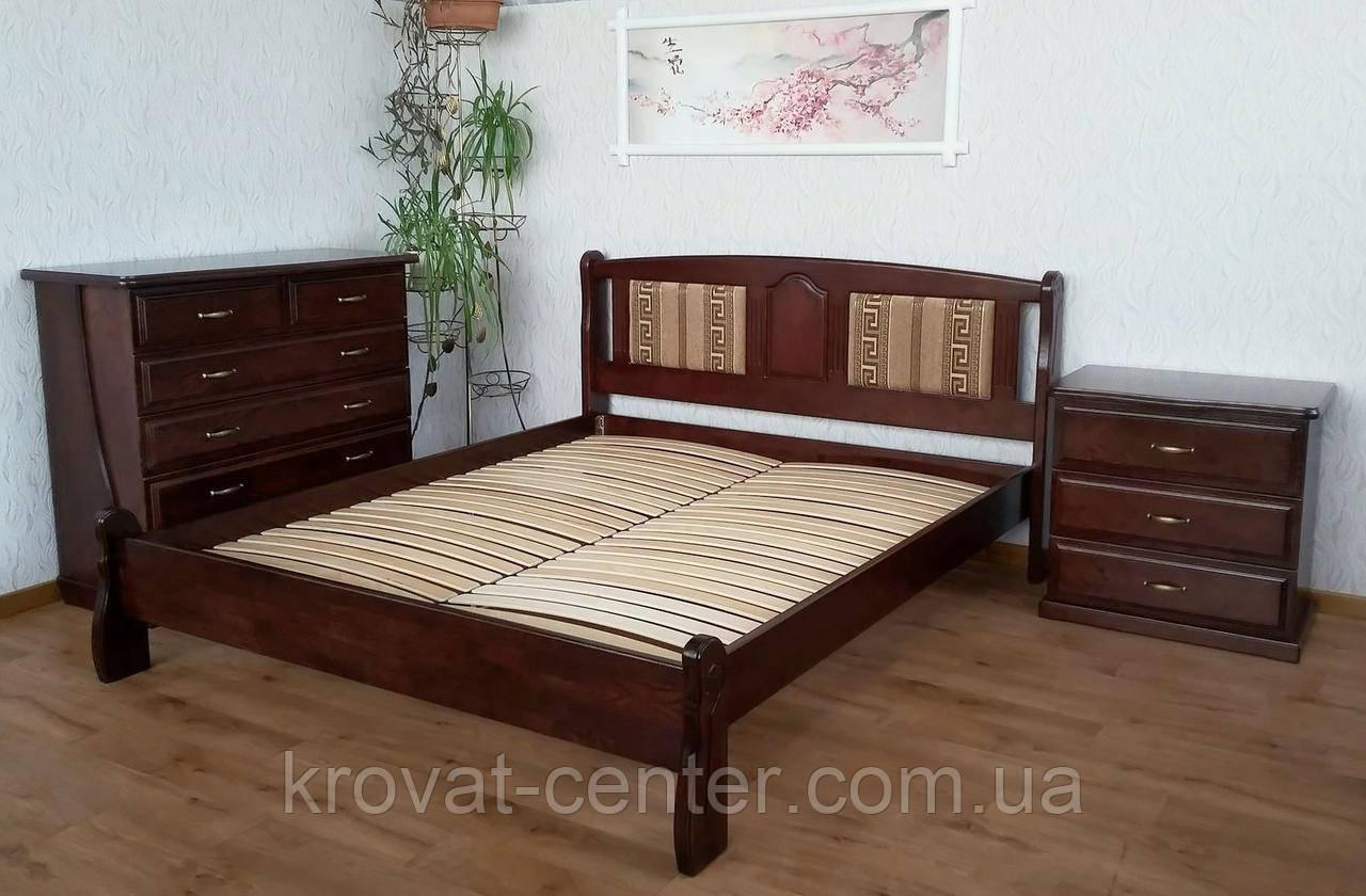 """Кровать с мягким изголовьем  """"Афина - 2"""""""