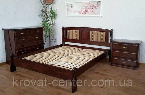 """Кровать с мягким изголовьем  """"Афина - 2"""", фото 2"""