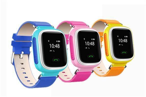 Детские часы Smart Baby Watch Q100 (GW200S), фото 2